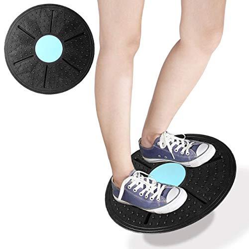 Slosy Disco Equilibrio para Gimnasio 36cm Cojín Equilibrista Fitness Estabilidad para Yoga Tabla Pilates de Inestabilidad Entrenamiento y Ejercicio Físico Plataforma Balanceo Bola