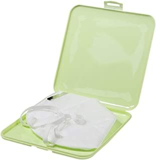 Caja de almacenamiento de máscaras desechables, caja portá
