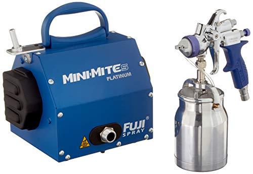 Fuji 2905-T70 Mini-Mite 5 - HVLP Spray System - Blue