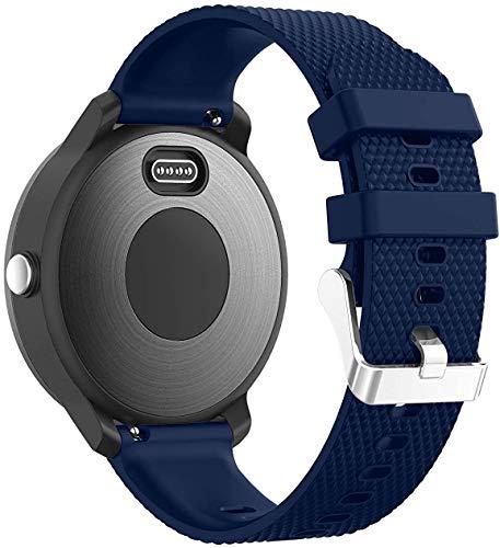 Gransho Correa de Reloj Reemplazo Compatible con Honor MagicWatch2 46mm / Watch GS Pro/Magicwatch, la Correa de Reloj Watch Band Accessorios (22mm, Pattern 2)