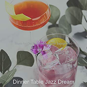 Music for Old Fashioneds (Tenor Saxophone)