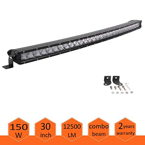 utv led light bar offroad 30 inch - 8