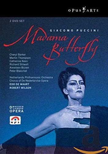 Puccini, Giacomo - Madama Butterfly [2 DVDs]