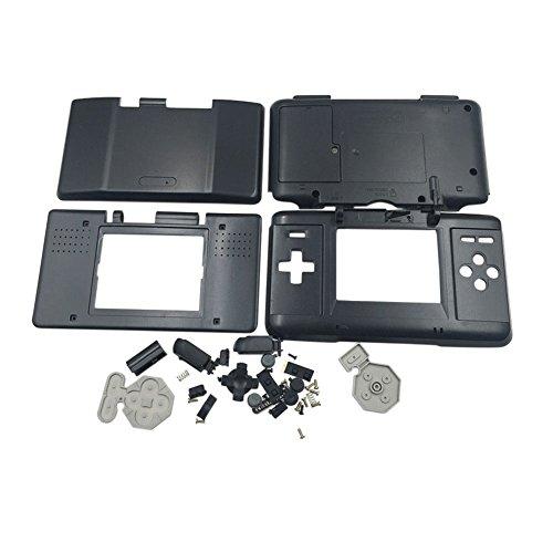 Hzjundasi Ersatz Kunststoff Fall Gehäuse Für NDS Ersetzen Schale Schützende Haut Decken Käfig Taste Kit Für Nintendo DS Konsole