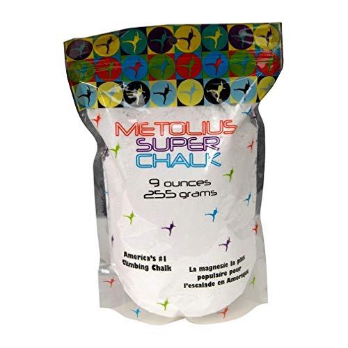Metolius Super Chalk One Color, 9oz. Bag