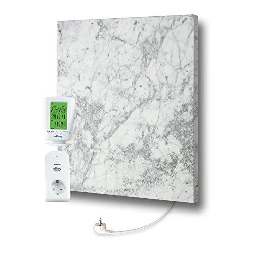 Marmony C480 Plus 500 Watt Infrarotheizung Carrara inkl. MTC-40 Funkthermostat