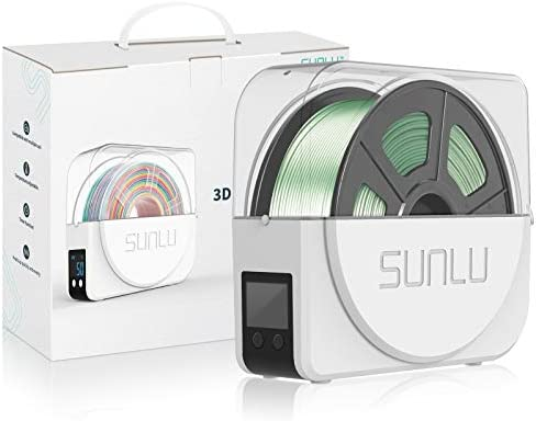 3D Printer Filament Dryer Box from SUNLU Keep Filament Dry During 3D Printing Compatible with product image