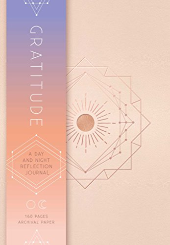 Gratitude: A Day and Night Reflection Journal (90 Days) Now $10 (Was $16.99 )