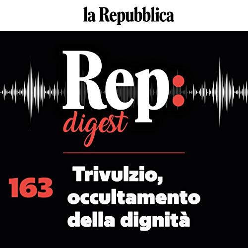Pio Albergo Trivulzio, occultamento della dignità cover art