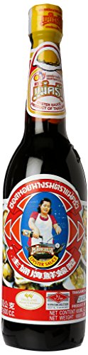 Maekrua Thai Oyster Flavoured Sauce 600ml