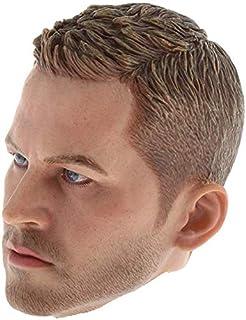 1//6 headsculpt frisurenkopf modèle pour 12 in figurines