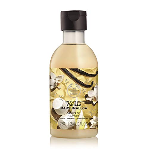 The Body Shop Vanilla Marshmallow Duschgel Shower Gel Vanille 250ml