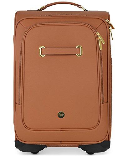 top 10 joy mangano luggage Joy Mangano Christie X-Large Dresser, Cognac