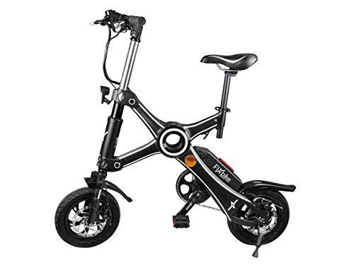EUFAB E-Bike Elektrofahrrad Klapprad Faltrad Fixbike 12 36 V