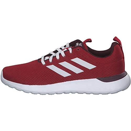 adidas Lite Racer CLN, Zapatillas Hombre, Multicolor Maract Ftwbla Granat 000, 46 2/3 EU