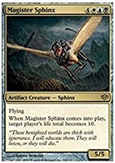 Magic: the Gathering - Magister Sphinx - Conflux