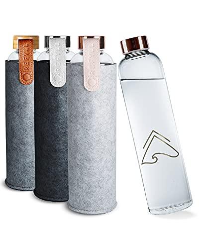 Refyll -   Glasflasche mit
