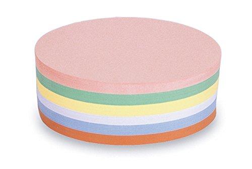 magnetoplan 111151910 Moderationskarten Oval, sortiert