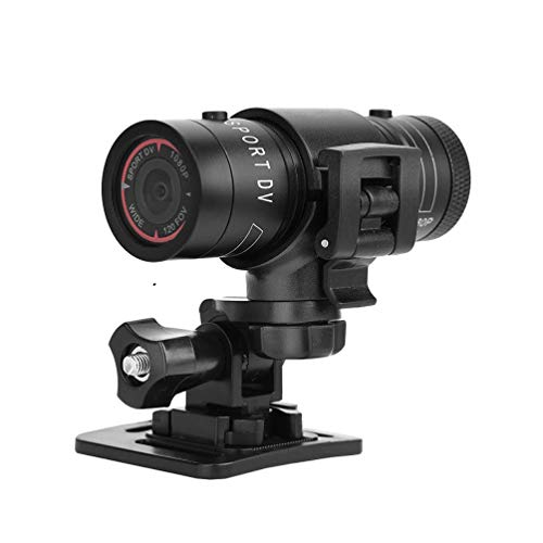 XMAGG® Cámara Deportiva1080P Impermeable Camara Acuatica Mini Videocámara Pequeña de Aluminio de...
