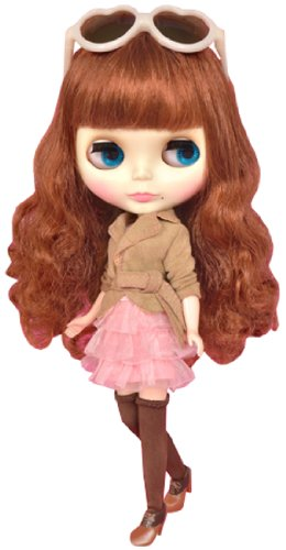 Neo Blythe Doll Shop Limited Monique Mani network fee (japan import)