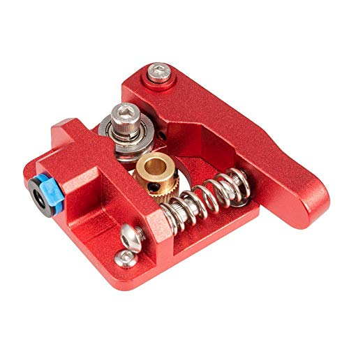 Upgrade 3D-Druckerteile MK8 Extruder Aluminiumlegierung Block Bowden Extruder 1,75 mm Filament für Creality 3D Ender 3, Ender-3 Pro, Ender-5, CR-10, CR-10S Pro, CR-10 S, CR-10 S4, CR-10 S5