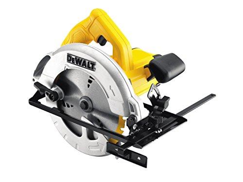 Dewalt DWE560-QS Sierra Circular 1.350W-65 mm Prof. -diámetro de 184 mm, Amarillo, 30.4...