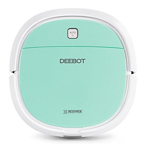 ECOVACS 床用ロボット掃除機 モップ付 DEEBOT MINI 【国内正規品】 DK560