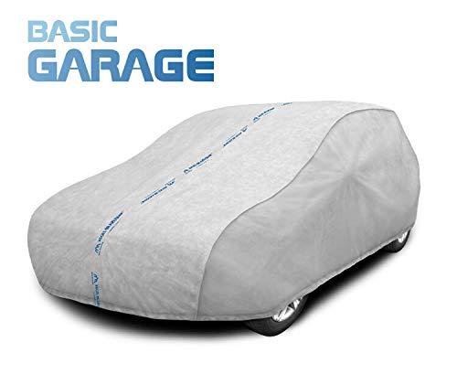 Kegel Blazusiak Basic Autoplane XL SUV Vollgarage Ganzgarage - Auto Abdeckplane Sonnenschutz kompatibel mit Hyundai Grand Santa Fe / 4DBASICXL SUV16