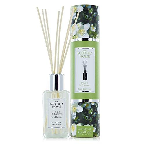 Ashleigh & Burwood parfumé Maison 150ml Diffuseur à anches parfum coffret cadeau Jasmin & TUBÉREUSE