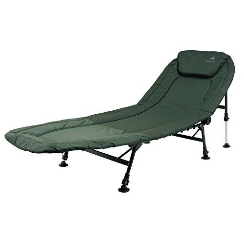 CampFeuer–Pêche à la Carpe Chaise de lit,...