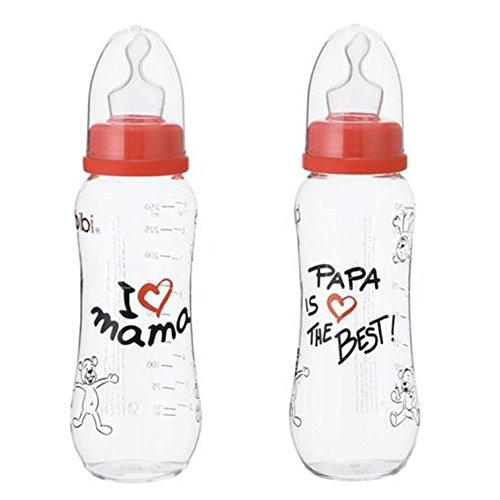 Bibi botellas Sets Mama/Papa Doppelpack
