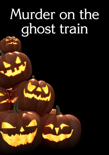 Red Herring Games Murder on the Ghost Train - Murder Mystery Game for 12 players
