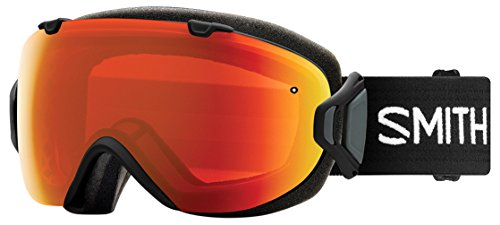 Smith M006449AL99MP Skibril voor dames, zwart
