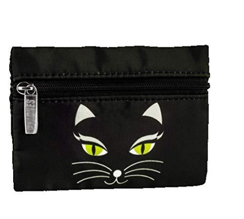 Pylones Geldbeutel Black Cat