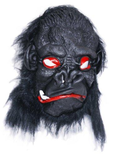 )-Masque Gomme gorille