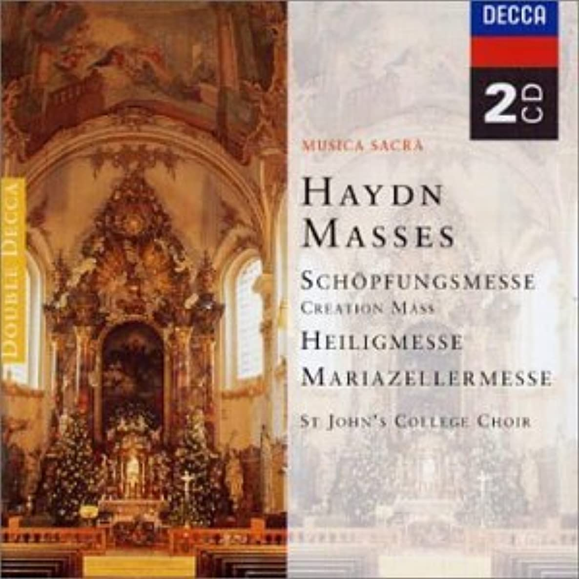 Haydn: Masses; Guest Preston