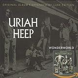Songtexte von Uriah Heep - Wonderworld