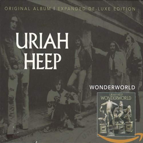Uriah Heep: Wonderworld (Audio CD (Remastered))