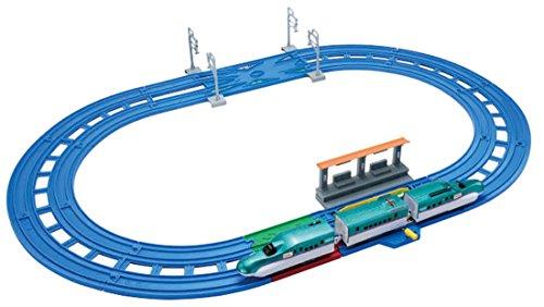 プラレール レーンがクロス! E5系新幹線はやぶさベーシックセット