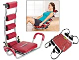 As Seen On TV Ab Rocket Twister with with 3 Resistance Band and Free Flex Master Ab Exerciser