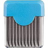 MINAS BLACK PEP'S de diámetro 2 mm COMPAS Maped, Blister 134210, 10 uds, Color Negro Compass Lead Refills