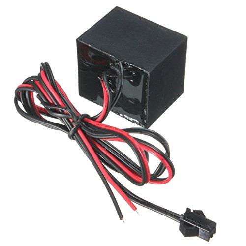 MASUNN Dc 12V Controller di unità per 1-20M Striscia LED Luce El Wire Bagliore Neon Flessibile Decor