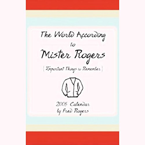 The World According to Mister Rogers Titelbild