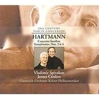 Concerto Funebre-Symph by K.A. Hartmann (2008-12-15)