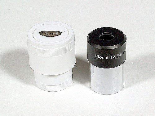 "12.5mm Plossl 1.25"" Telescope Eyepiece"