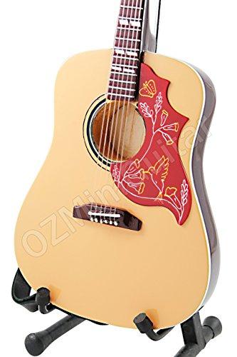 OZMiniGuitar - Guitarra acústica en Miniatura, diseño de Elvis Presley
