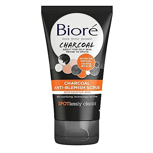 Bioré Charcoal Oil Control Scrub, 127 g