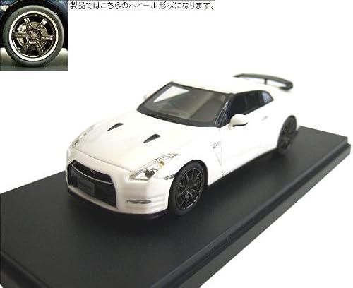 buena reputación WIT'S WIT'S WIT'S 1 43 Nissan GT-R 2011 Spec V Brilliant blanco Pearl (japan import)  tienda de pescado para la venta
