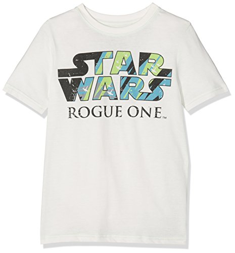 Star Wars Rogue One Logo Maglietta Bambino