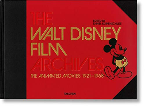 The Walt Disney Film Archives. The Animated Movies 1921–1968: DISNEY ARCHIVES-ANGLAIS: Vol. 1 (Extra large)